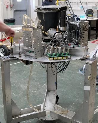 AESOP-Lite on lab stand